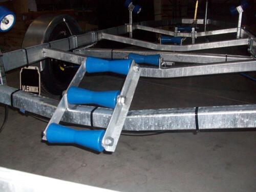 Køl ruller med tiltsystem