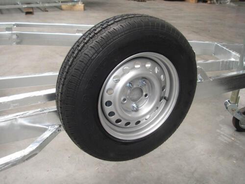 reservehjul + holder
